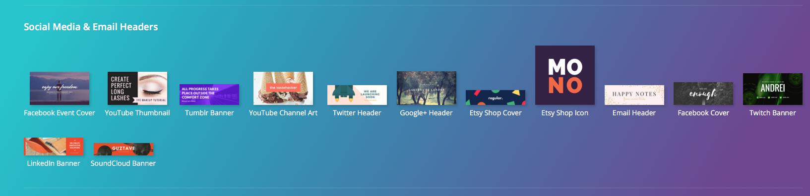 YouTube Thumbnails: Should I use Adobe Spark or Canva com