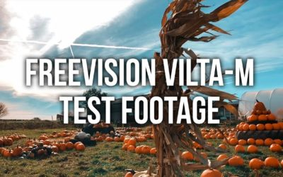 WOW! Halloween Pumpkin Patch on Freevision Vilta-M – YouTube Clinic