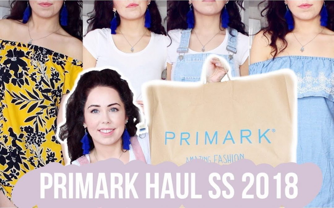 b233ef7c89be HUGE PRIMARK TRY ON HAUL APRIL 2018! Spring & Summer NEW IN - The ...