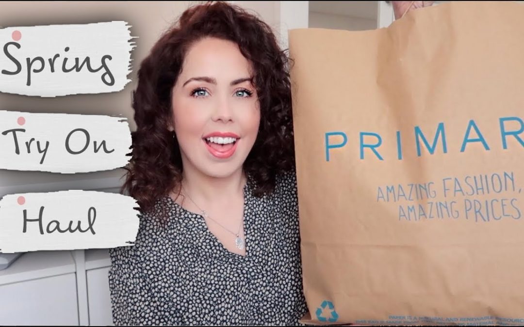 5c35fa7211 Primark April 2019 Spring/Summer Try On Haul - The YouTube Clinic